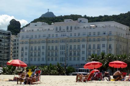 Rio de Janeiro, Corcovado en Copacabana