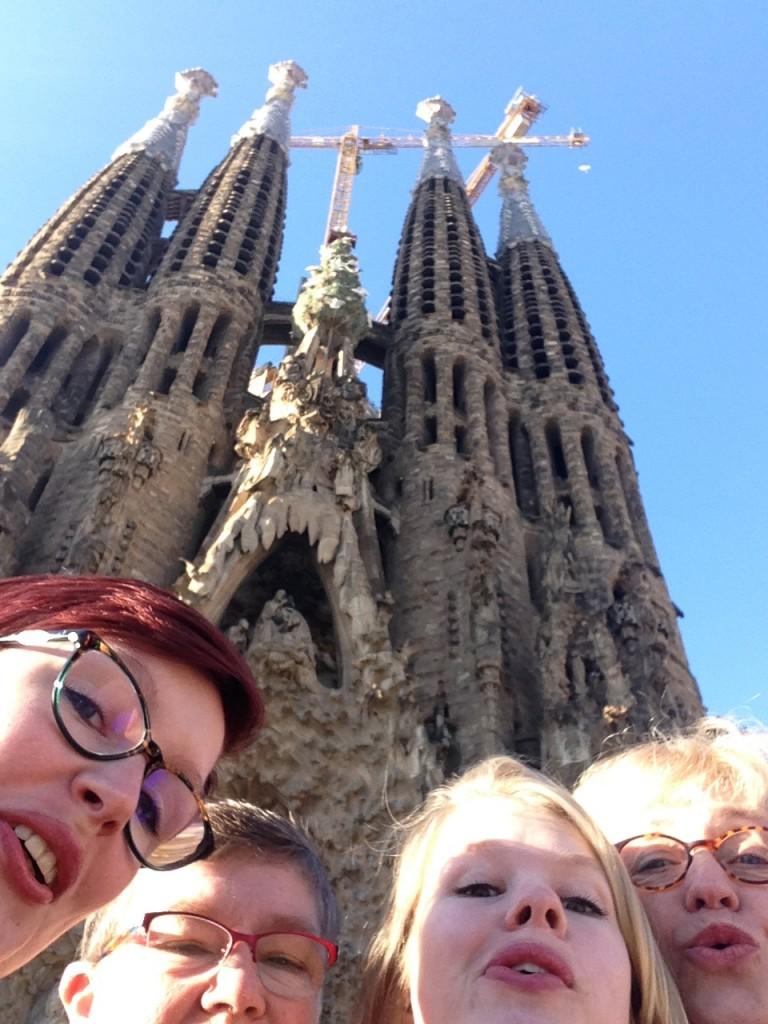 Barcelona, Nog meer Gaudi!