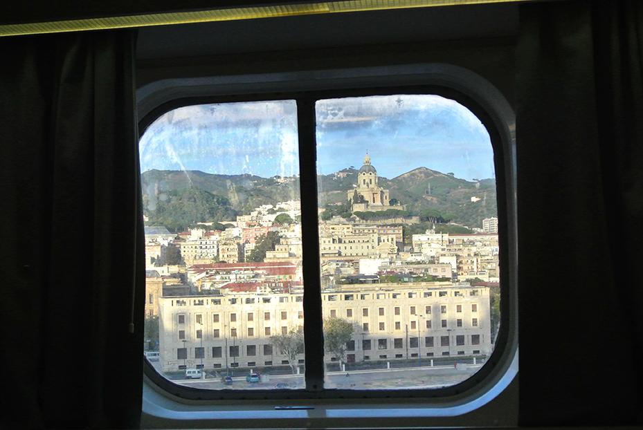 Messina, Het dondert en het bliksemt …