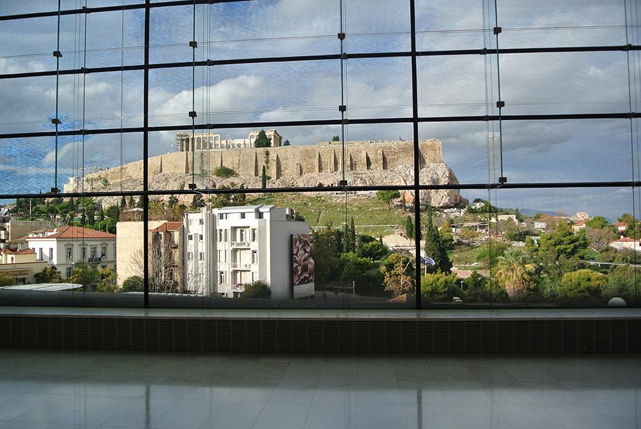 Athene, Even wat anders dan de lessen van Voet …