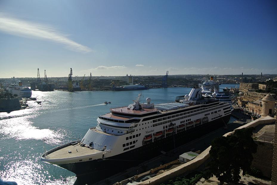 Malta, overvol Valletta