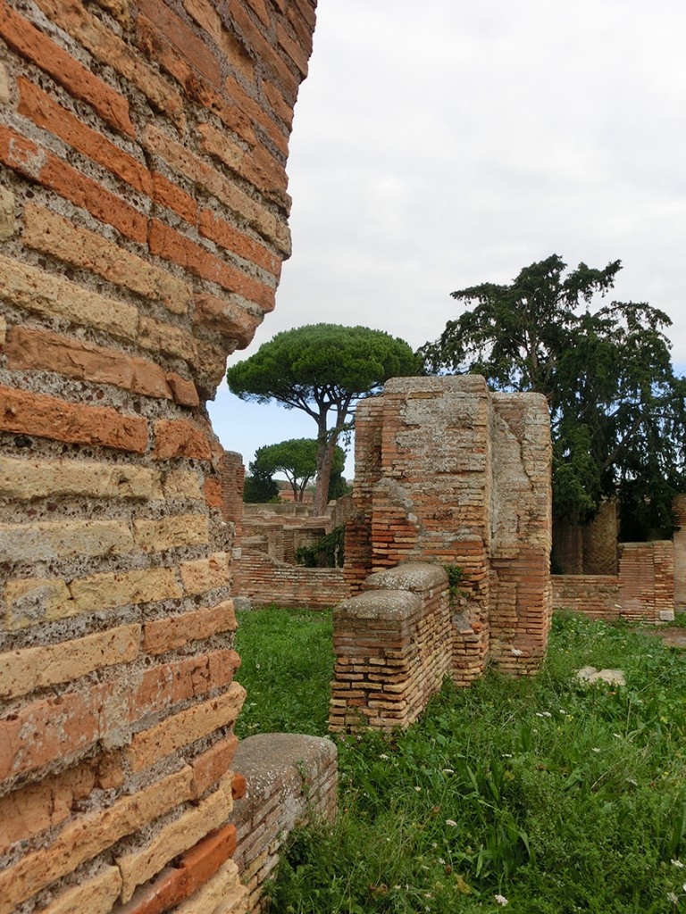 Civitavecchia, Even terug in de tijd.