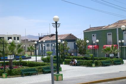 Matarani – Peru
