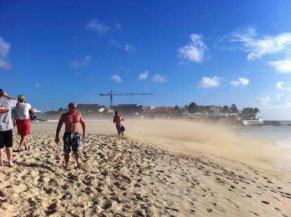 Philipsburg – Sint Maarten, met een bezoek aan Maho (airport) Beach