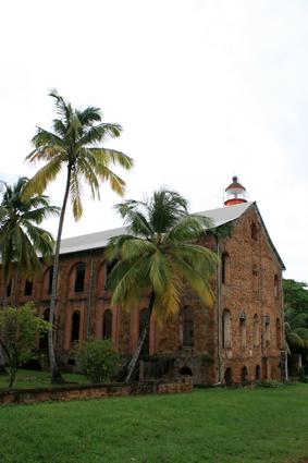 Duivelseiland – Frans Guyana