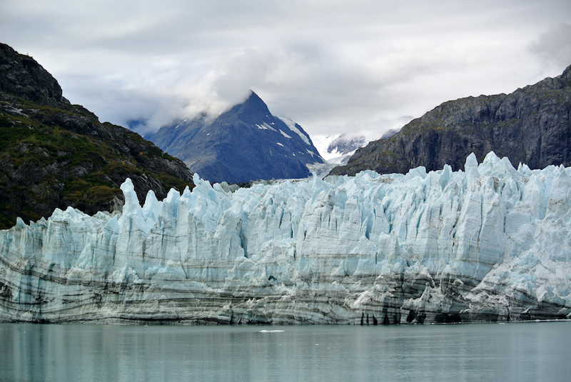 De Glaciers van Glacier Bay