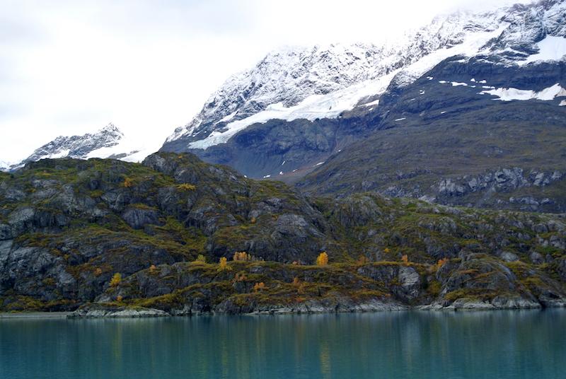 Einde van het seizoen, Alaska
