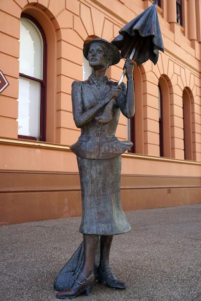 Glamping in Maryborough, Australië
