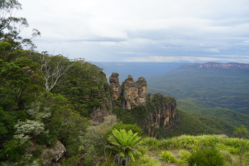 Blue Mountains, Australië