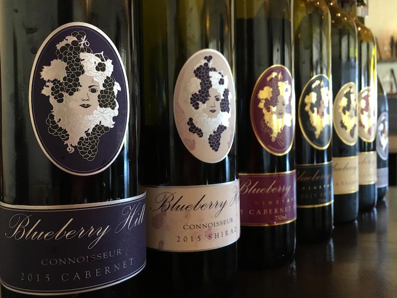 Wijn proeven in de Hunter Valley, Australië.