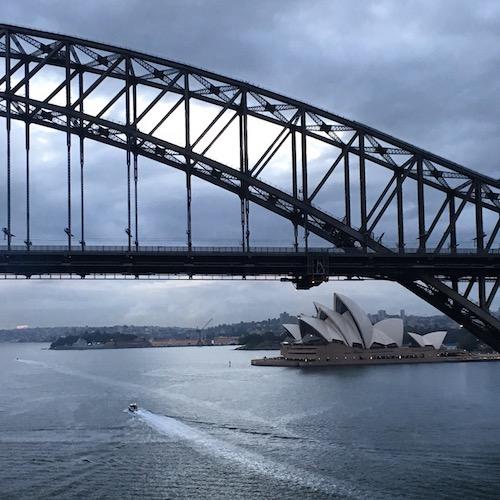 Sydney, Australië   Voelt als thuiskomen