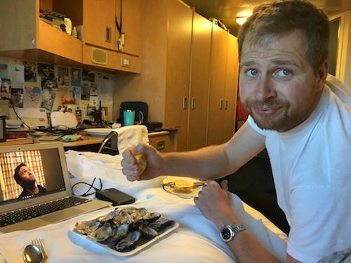 Eden   Uitzichten & oesters