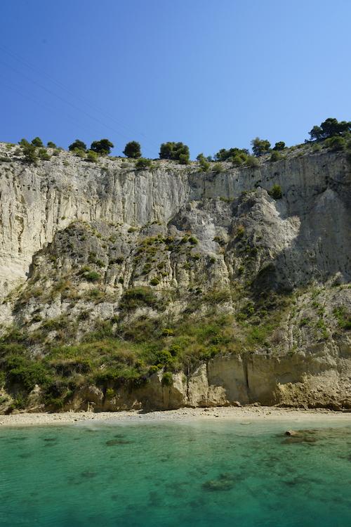 Athene | Corinth kanaal