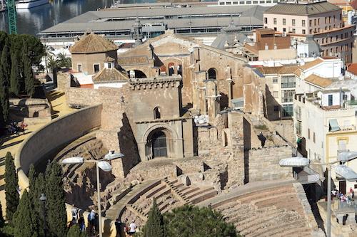 Cartagena | Wandelen door de geschiedenis