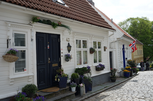 Stavanger | De oude stad