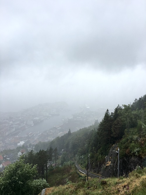 Bergen | Uitzichtloos