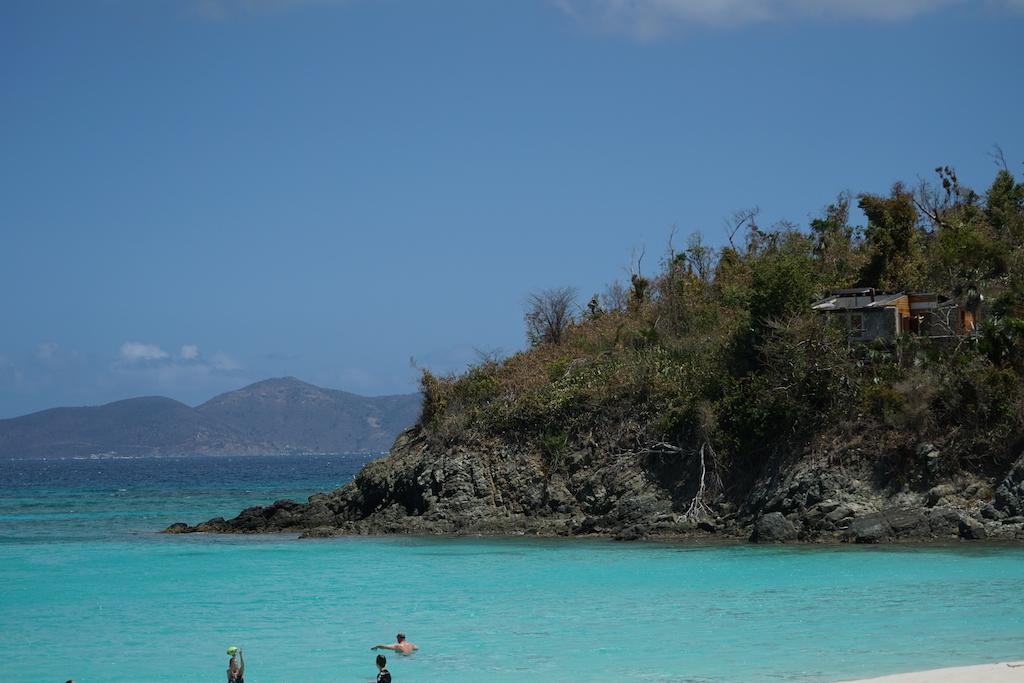 St John | Trunk Bay