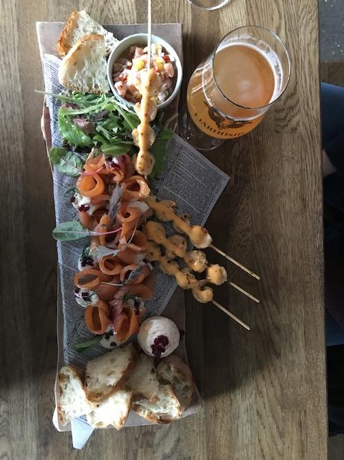 Reykjavik | Lunchen met Symen