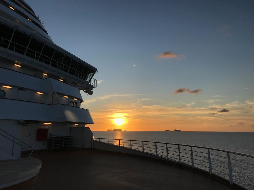 Cruise Pauze | Dag zeven van de vrijwillige cruise pause